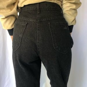 VINTAGE   CHIC jeans high waisted made in USA